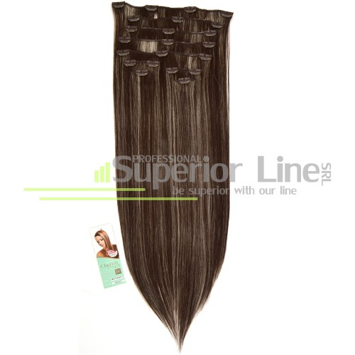 Cherish Extensions Clip On Synthetic Hair (color 4/88)