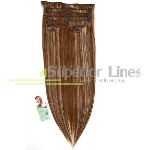 Cherish Extensions Clip In Synthetic Hair (color 18/22)