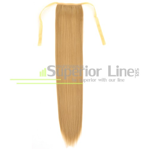 Ponytail synthetic hair straight (color 16)