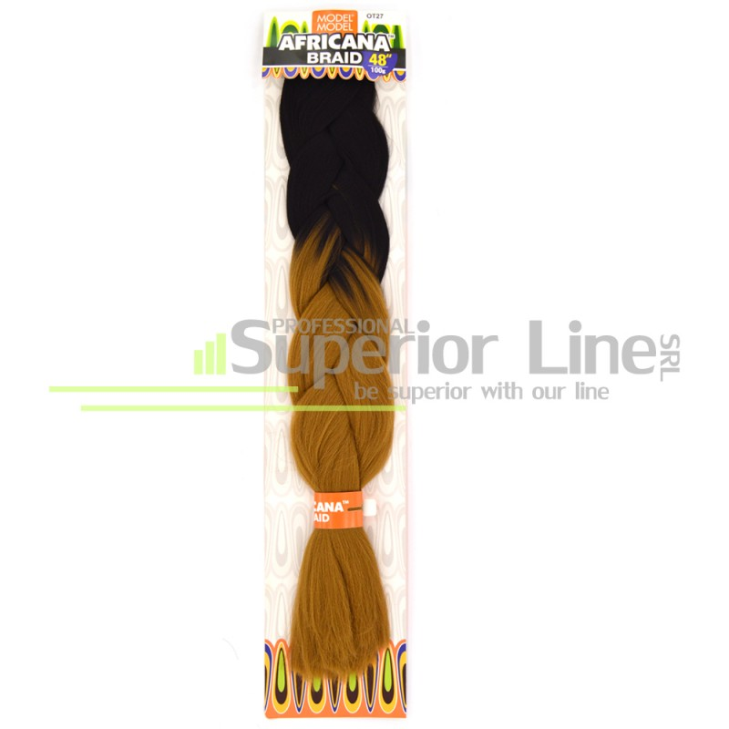 Афро-Плитки коса плетени (цвят OT27)