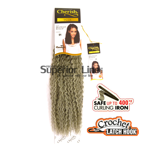 Cherish Bulk Brazilian (color 51)