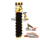 Glance Soft Deep mèches de cheveux crochet tresses (couleur 1)
