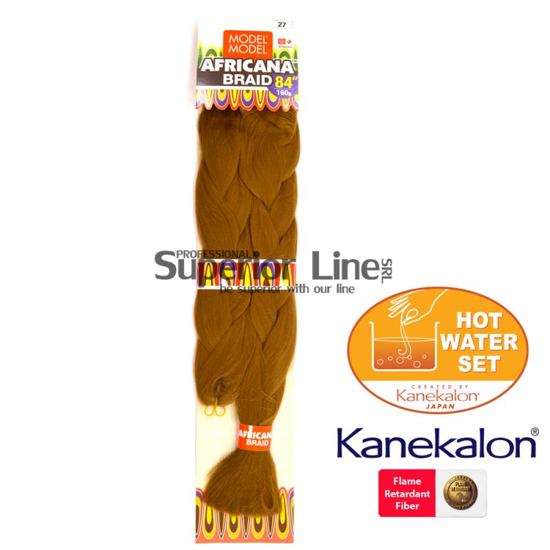 Africana Super Braid par de impletit (culoare 27)