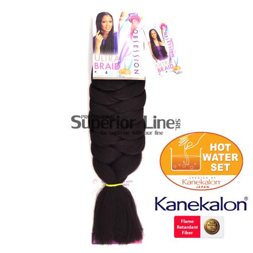 Obsession kanekalon-zöpfe aus kunsthaar (farbe 4)