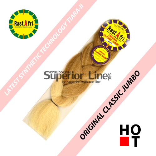 Rastafri Classic Jumbo Braid (color BT27/613)