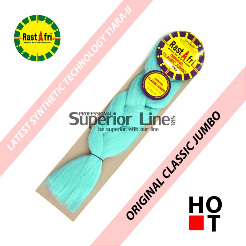 Rastafri Classic Jumbo Braid (color SKY BLUE)