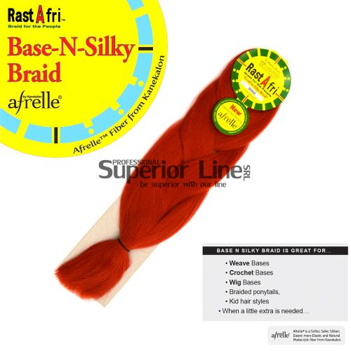 Rastafri AFB ile-luzapen sintetikoak afrikako txirikordak egiteko (kolore OR)