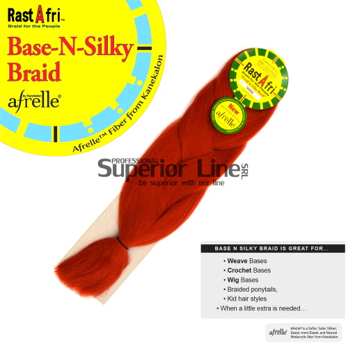 Rastafri AFB kanekalon-zöpfe aus kunsthaar (farbe OR)