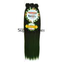 Rastafri Amazon 3X Braid Pre Streched (color BT1B/JUNGLE.GRE)