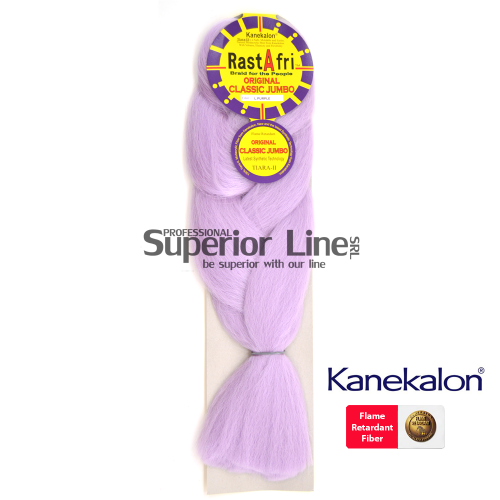 Rastafri AFB Jumbo Braid (culoar L.PURPLE)