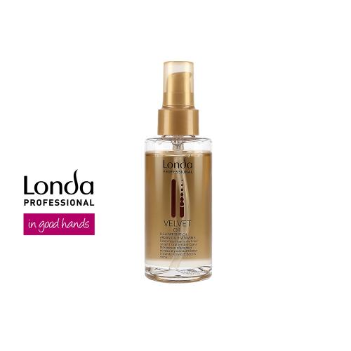 Арганово масло за коса Lightweight Velvet Londa Professional 100 мл