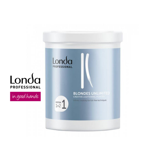 Powder Blondes Unlimited 400 g