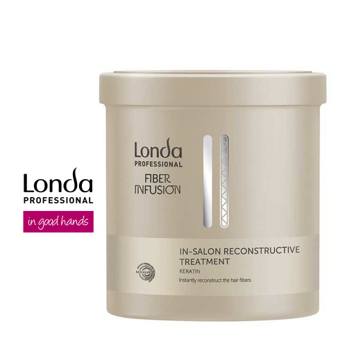Hair Mask Fiber Infusion Londa Professional 750 ml