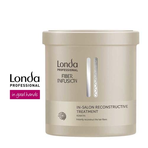 лечение маска Fiber Infusion Londa Professional 750 мл