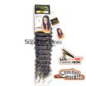 Cherish Deep Twist удължения за коса синтетични къдрици афро плетене на една кука (цвят 51)