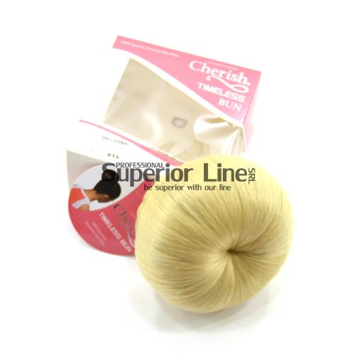Cherish Ballerina brötchen synthetisches haar (farbe 613)