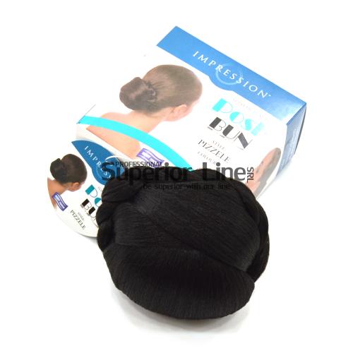 Impression Pizzele кок изкуствена коса (цвят 1)
