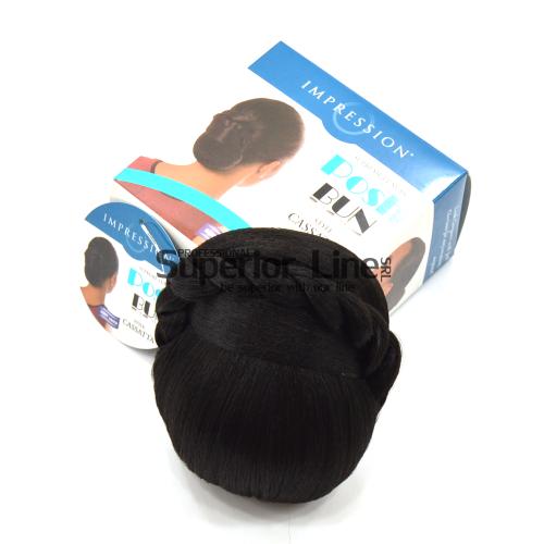 Impression Cassata кок изкуствена коса (цвят 1)