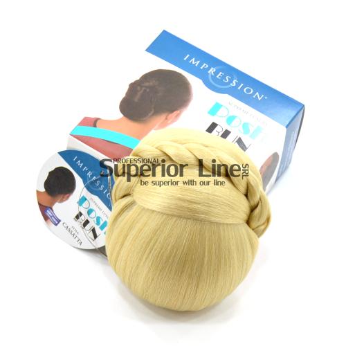 Impression Cassata brötchen synthetisches haar (farbe 613)