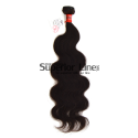 Шиене Разширения (за метър) естествена коса девствена непреработена (цвят 1B)