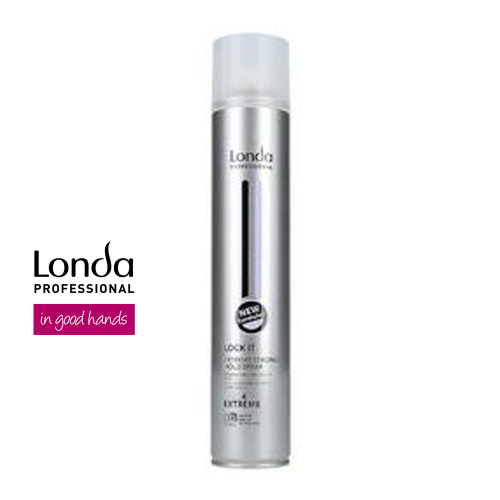 Hajlakk Londa Professional Lock It 500 ml