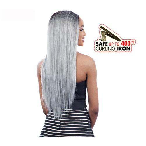 """Freetress Equal 6"""" Ear to Ear paróka szintetikus haj (szín"""