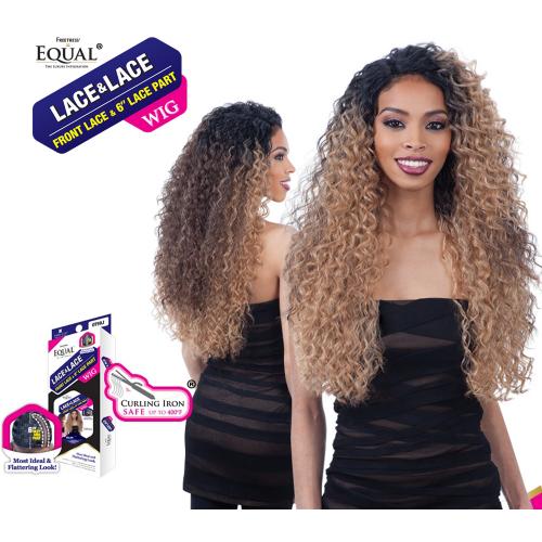 Freetress Equal Major перука синтетична коса (цвят FFGOLDBRN)