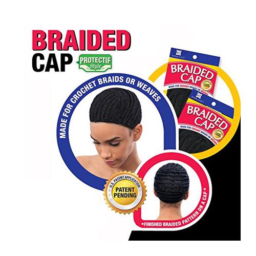 Impression Braided Cap сплетена шапка (цвят 1)