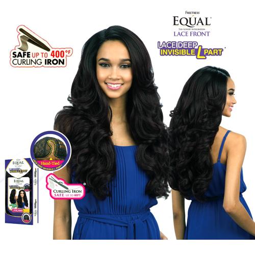 Freetress Equal peruca par sintetic Folami (culoare 1)