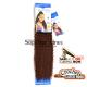 Impression Bulk Brazilian Crochet braids extensions (color 30)