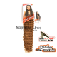 Kima Brazilian Twist Crochet braids extensions (color 27)