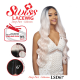 Kima Swiss Lace 6″ Deep Part 32″ Wig High Heat (color SGDROSE)