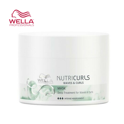 Haarmaske Nutricurls Wella Professionals 500 ml