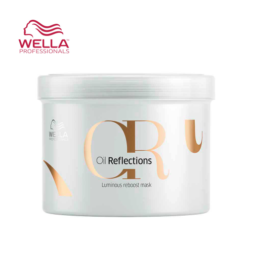 Mask Treatment Oil Reflections Wella Professionals 500 ml