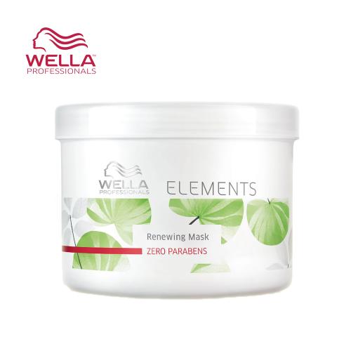 Hair Mask Treatment Elements Renewing Wella Professionals 500 ml