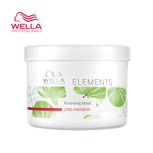 Hair Mask Treatment Elements Renewing Wella Professionals 500 ml
