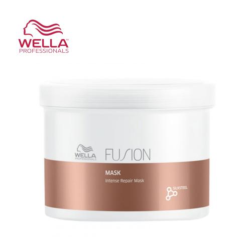 Mask Treatment Fusion Wella Professionals 500 ml
