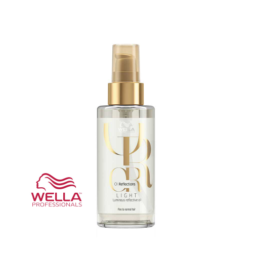 Ulei de par Oil Reflections Light Wella Professionals 100 ml