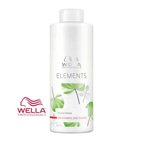 Sampon Elements Renewing Wella Professionals 1000 ml