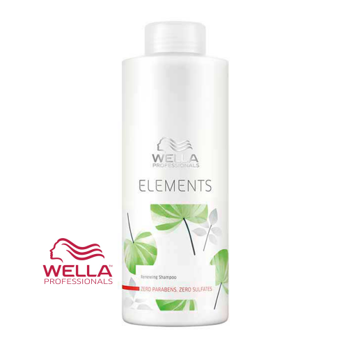 Shampoo Elements Renewing Wella Professionals 1000 ml