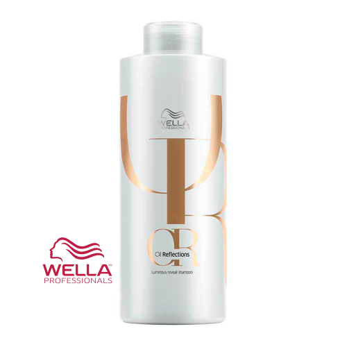Shampoo Oil Reflections Luminous Reveal Wella Professionals 1000 ml