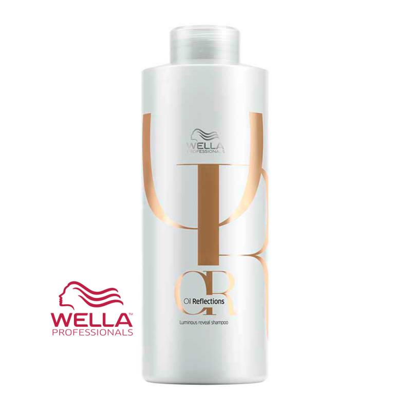 Shampoo Oil Reflections Luminous Reveal Wella Professionals