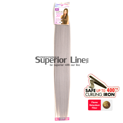 Cherish Extensions Clip On Synthetic Hair (color 613-8)