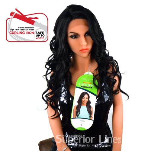 Impression Daisy Синтетични перуки за коса (цвят 1)