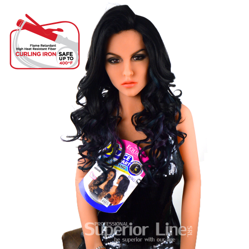 Equal Vina wig (color HDSAGE)