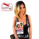 Model Model Winnie дантелена перука със синтетична коса (цвят