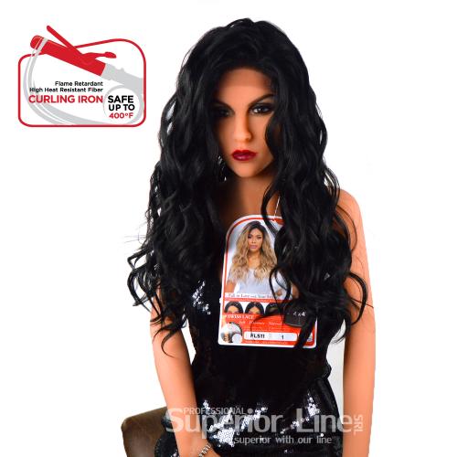 Kima FLS11 Синтетични перуки за коса (цвят 1)