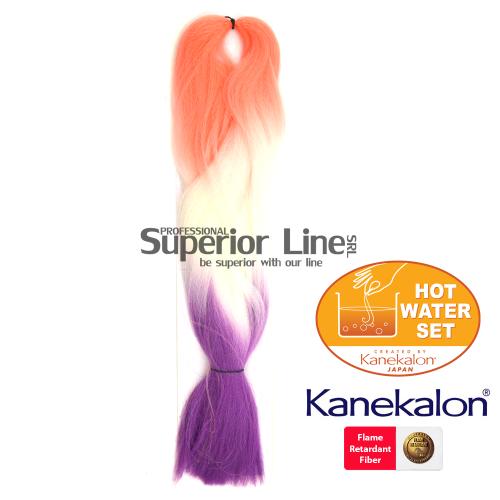 Rastafri HighLight szintetikus hajat az afro kötéshez (szín 3TPe/Sn.w/M.PP)