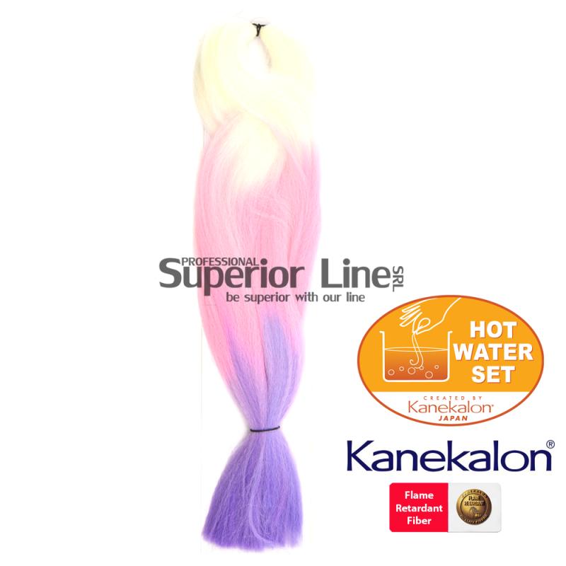 Rastafri HighLight szintetikus hajat az afro kötéshez (szín