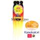 3X Rastafri HighLight Jumbo Kanekalon haj (szín 4T1B/RED/Y/SN.W)